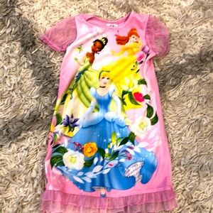 Disney Princess nightgown size 4T